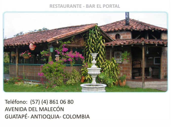 Restaurante - Bar El Portal
